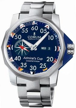 Corum Admiral Cup Blue