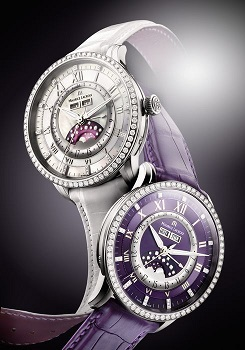 Maurice Lacroix Masterpiece Phase de Lune Diamonds