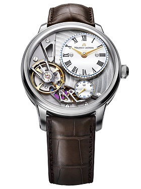 Baselworld 2015: Maurice Lacroix Masterpiece Gravity Limited Editions