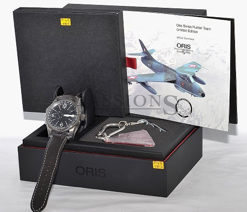 Oris Big Crown Swiss Hunter Limited Edition watch
