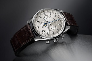Zenith El Primero 410 chronograph Basel 2014